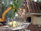 Снос домов строений демонтаж любых бетонных элементов конструкций очистка участков вывоз строймусора