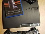 PlayStation 3 Slim 320 Gb прошитая