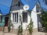 Casa e construita practic noua mobilata toata cum se vede in poze