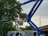 Autoturn 18m 20m 27m 28m Moldova автовышка вышка visca viska кран cran Alpinist Alpinism