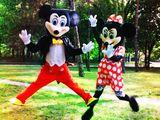 Mickey și Minnie Maus de la MagicParty
