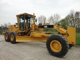 Autogreider Caterpillar 140K  2014 an