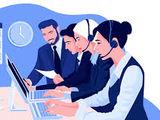 Услуги действующего call-centre