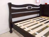 """Кровать """"кроно"""" 160x200-4300 lei из натурального дерева"""