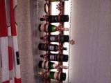 Винотека на 11-20 бутыль стиль арт-лофт