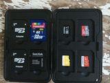 Комплект MicroSD SD 32GB 64GB