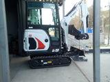 Miniexcavator. Servicii excavare