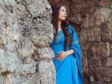 Платье средневековой принцессы