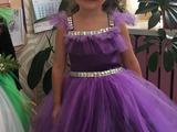 Платья фиолетовые/ rochite violet