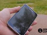 Samsung Galaxy S5 (G900F)  Треснуло стекло заменим его!