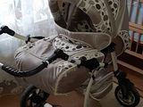 Супер коляска зима-лето,всё в комплекте,в идеальном состоянии!