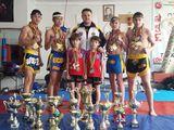 Muay Thai  K1  MMA обявляет набор с сентября