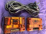 кроссоверы ORIS + кабель RCA