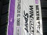 275/40 R20 Nexen Winguard Sport