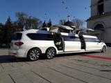 Самые шикарные лимузины в Молдове 50 евро час