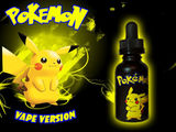 PREMIUM MIX 30 ml  .   .   .  E-Liquid POKEMON VAPE VERSION.