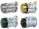Компрессоры кондиционера , новые  радиаторы кондиционера новые