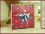 Fotopanou, fotostand, panou foto, banner pentru foto, fotozona pentru corporativ