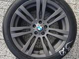 Jante (Discuri) BMW M Original Cu anvelope Michelin 315/35 Spate, 275/40 Fata Pentru X5 X6 si altele