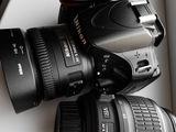 Nikon d5100 Kit + 35 mm. 1.8G
