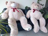 Ursi de plus 160 cm.Плюшевые медведи 160cm