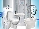 Частный сантехник. Установка ванн, стиральных, унитазов, умывальников, смесителей