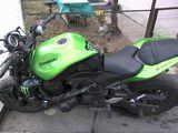 Kawasaki Cumpar avariate