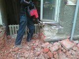 Внутренний демонтаж квартир, снос сооружений и построек