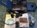Фотоаппарат Panasonic Lumix DMC-FX07