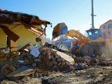 Демонтаж снос домов строений очистка участков