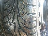 Резина с дисками зимняя от нundai цена 230еврорезина с дисками фулда на мерседес 350евро