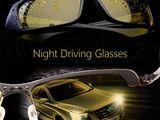 Очки для водителей против света фар, поляризованные очки!