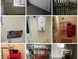Montam:cazane,podea calda,cazangerii,radiatoare,Santehnic,instalator.Sisteme de incalzire.Garantie