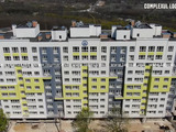 Lagmar – apartamente noi cu 1 camera, Centru, Buiucani, 600 euro/m2
