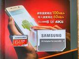 Micro SD Samsung Evo Plus 64 Gb. 250 lei. Original.