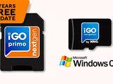 MicroSD Card cu Premium Soft GPS Navigatie iGO Primo NextGen 3D Map 2019 Full Europa +Camion