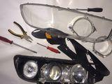Ремонт фар(BMW,Mercedes,Skoda,Lexus,Porsche,Hyundai,Volvo..)Ксенон-светодиоды.