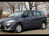 Mazda 5, боковое стекло.