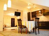 Apartament în 2 nivele! Bloc Nou! Botanica, 3 camere + living! Euroreparație!