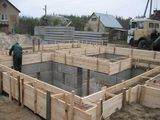 Все виды строительных работ. Строим дома  Бетонные работы любой сложности..
