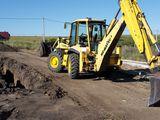Excavator servicii