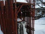 Schele pentru fasade chirie  леса для наружных работ аренда