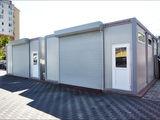 Construcții modulare pentru service auto și spălătorii auto