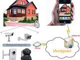 Как установить видеонаблюдение своими руками дома или…