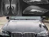 Bmw E70 X5 2007-2013 новые стекла для фар