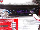 Автомагнитола  Bluetooth, USB, AUX, SD, радио, 4х60W, пульт д/у.  25 $