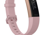 Brățara sport Fitbit Alta Hr black / rose gold