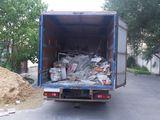 Вывоз строительного мусора, старой мебели и бытового хлама!!!