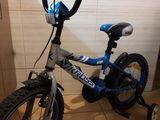 Велосипед детский Kross б/у 4-7 лет