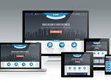 Создание адаптивных Landing page, интернет магазинов или корпоративных сайтов под ключ